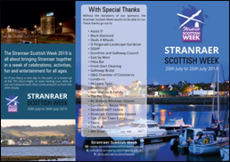 Scottish Week - Programme
